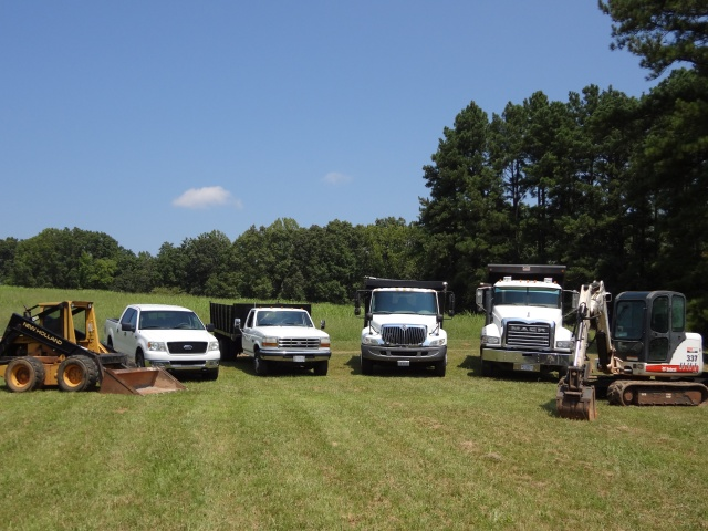 Spartanburg-Greer Grading Contractor