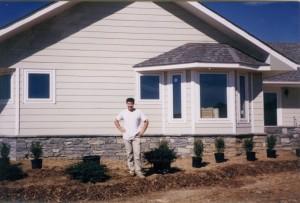 Chris Wilson and Boxwoods